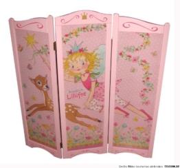 Prinzessin Lillifee Paravent -