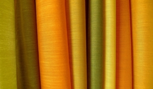 Raumteiler Vorhang